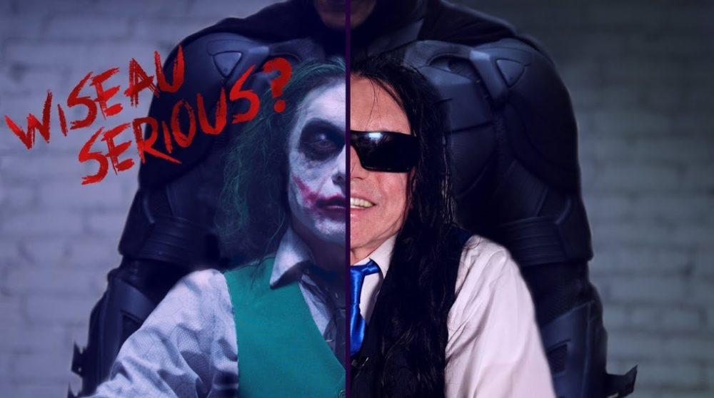 Tommy Wiseau Dark Knight Jokeren / Filmz.dk