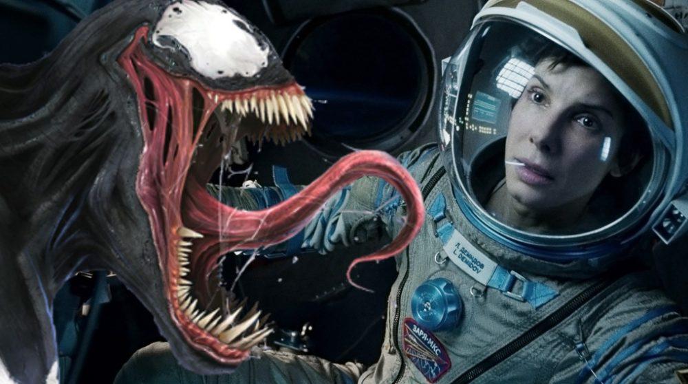 Venom åbnings-rekord Gravity / Filmz.dk