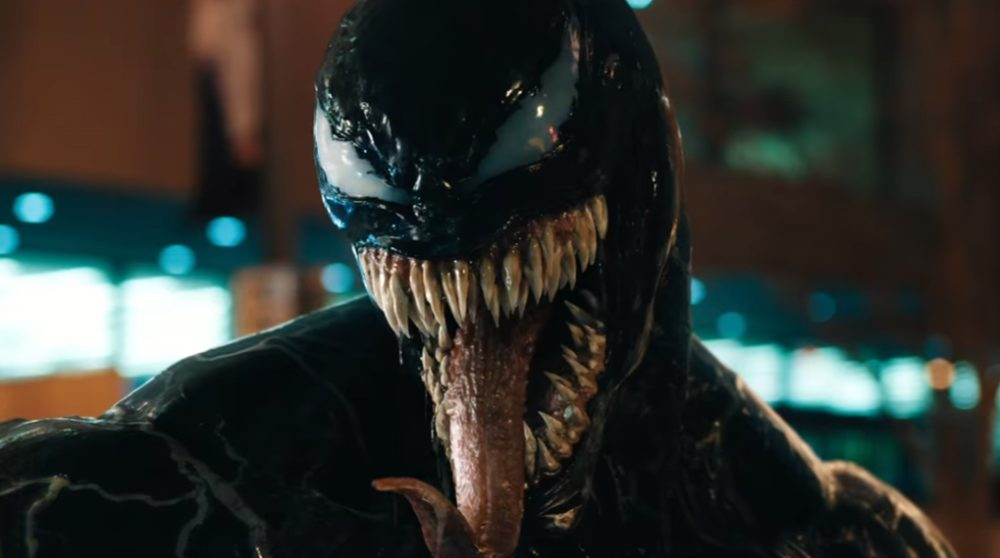 Venom R-rating spilletid / Filmz.dk