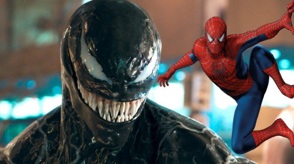Venom Spider-Man / Filmz.dk