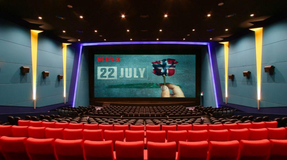 22 July Netflix biograf premiere flop / Filmz.dk