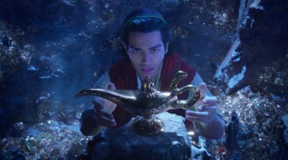 Aladdin trailer live-action / Filmz.dk