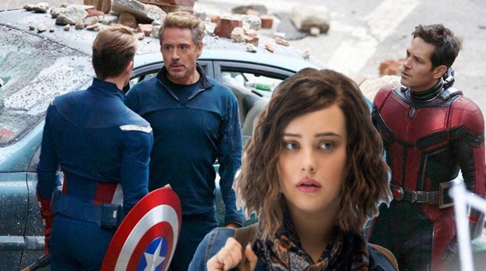Avengers 4 cast Katherine Langford / Filmz.dk
