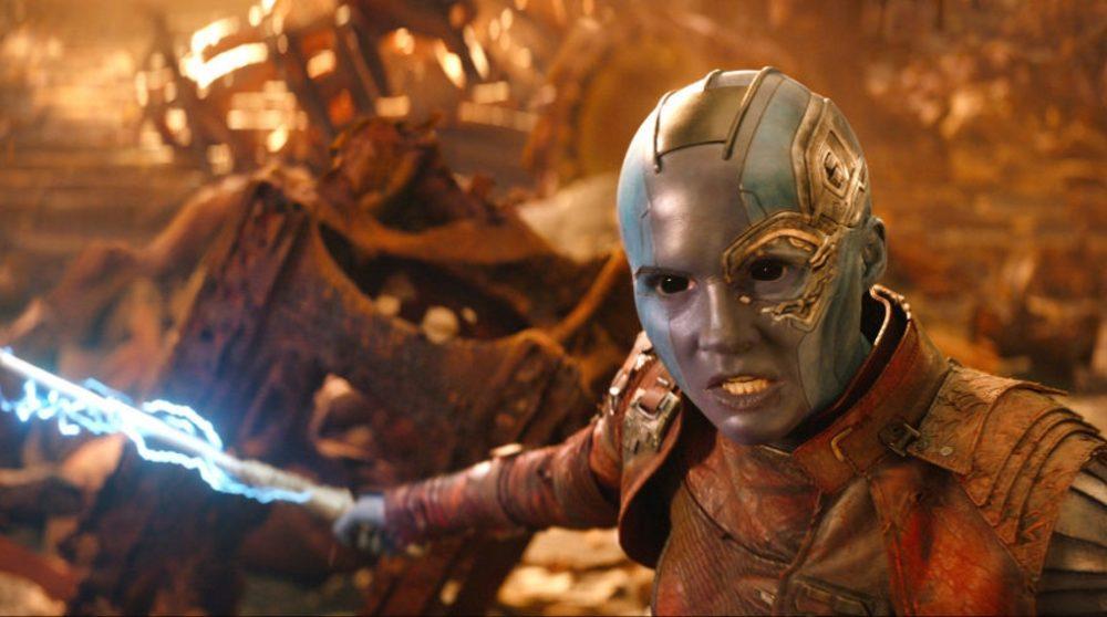 Avengers 4 Nebula plakat / Filmz.dk