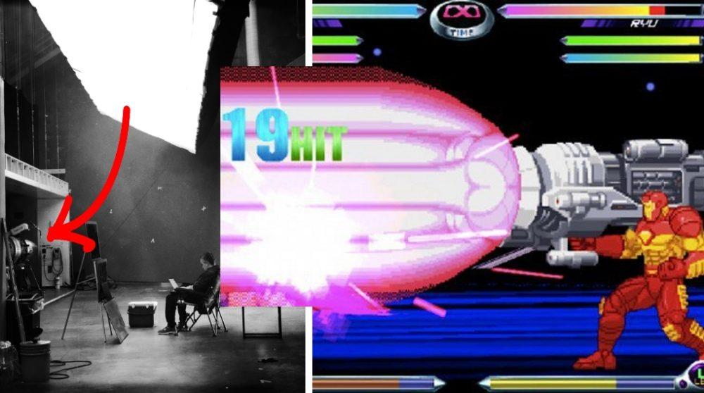 Avengers 4 proton kanon iron man / Filmz.dk
