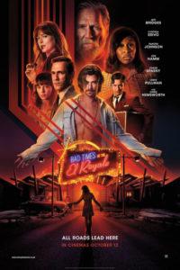 Bad Times at the El Royale anmeldelse / Filmz.dk