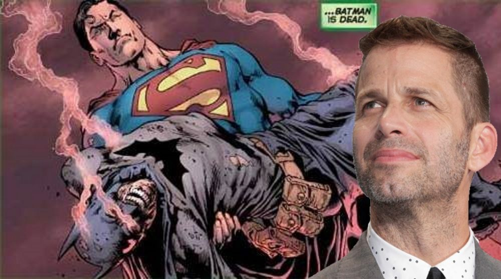 Batman død dræbe Zack Snyder / Filmz.dk