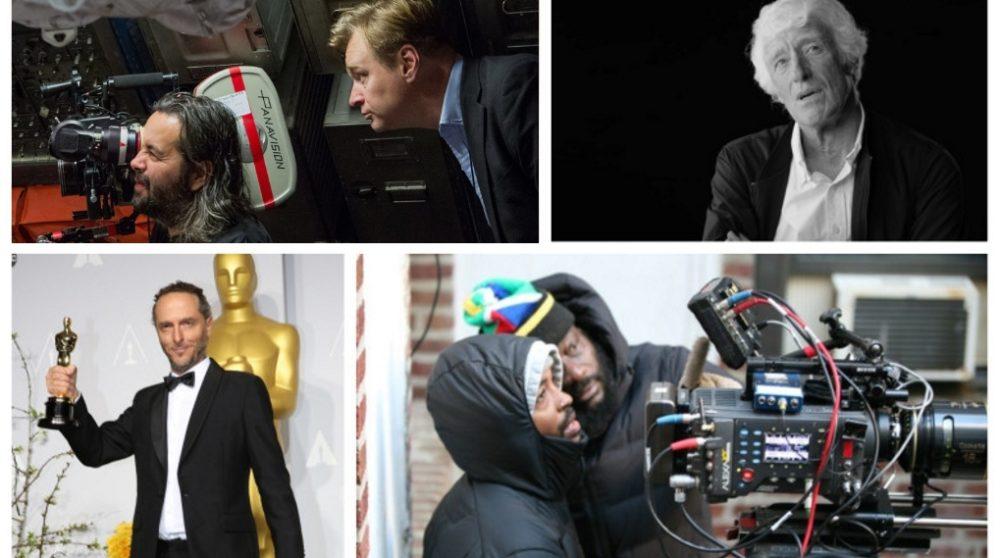 Bedste film fotografer top 10 / Filmz.dk