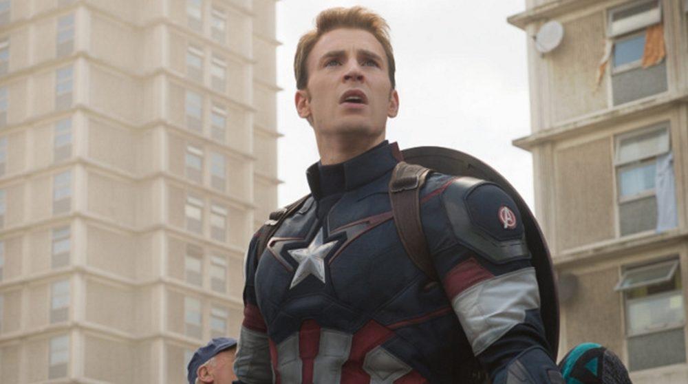 Chris Evans færdig Captain America / Filmz.dk