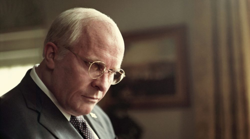 Christian Bale Vice Dick Cheney trailer / Filmz.dk