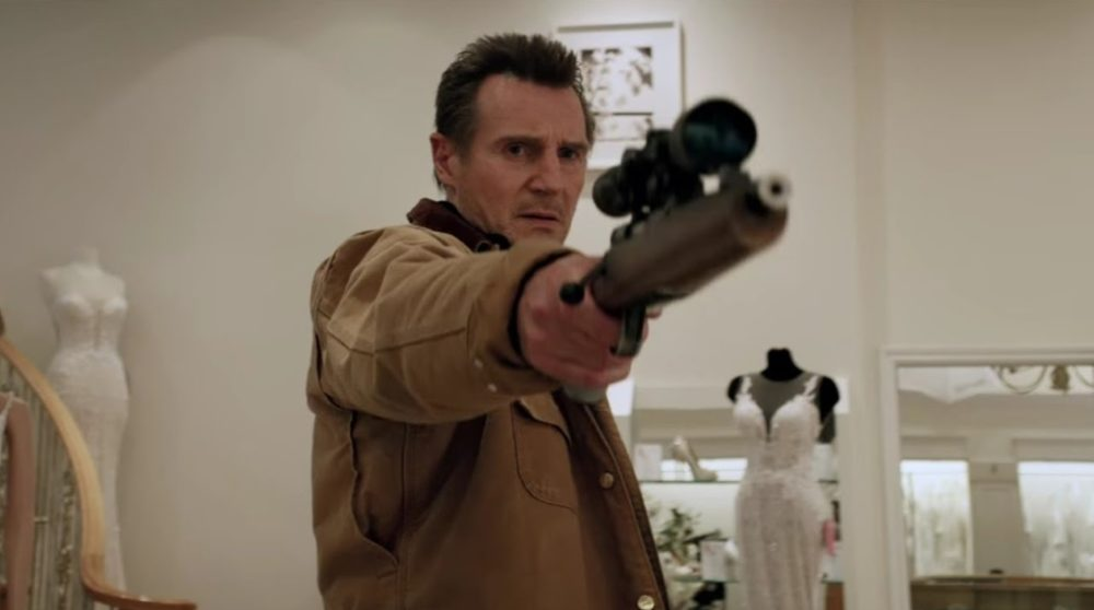 Cold Pursuit Liam Neeson trailer / Filmz.dk