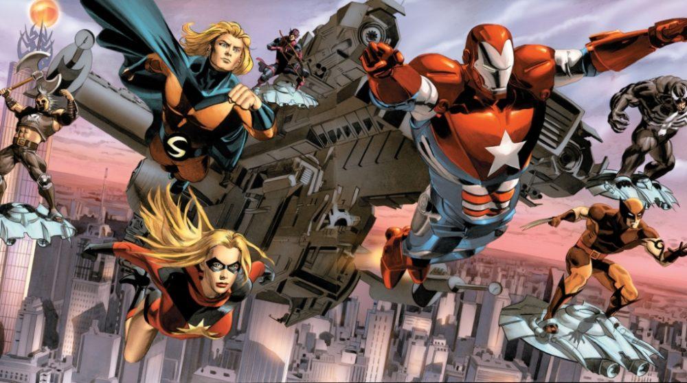 Dark Avengers MCU / Filmz.dk