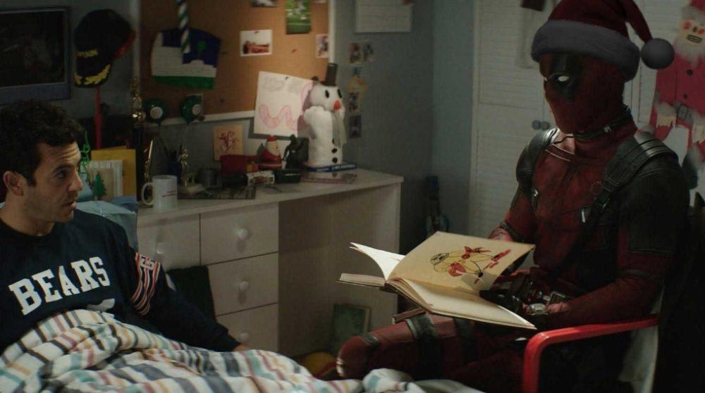Deadpool 2 pg-13 for børn / Filmz.dk