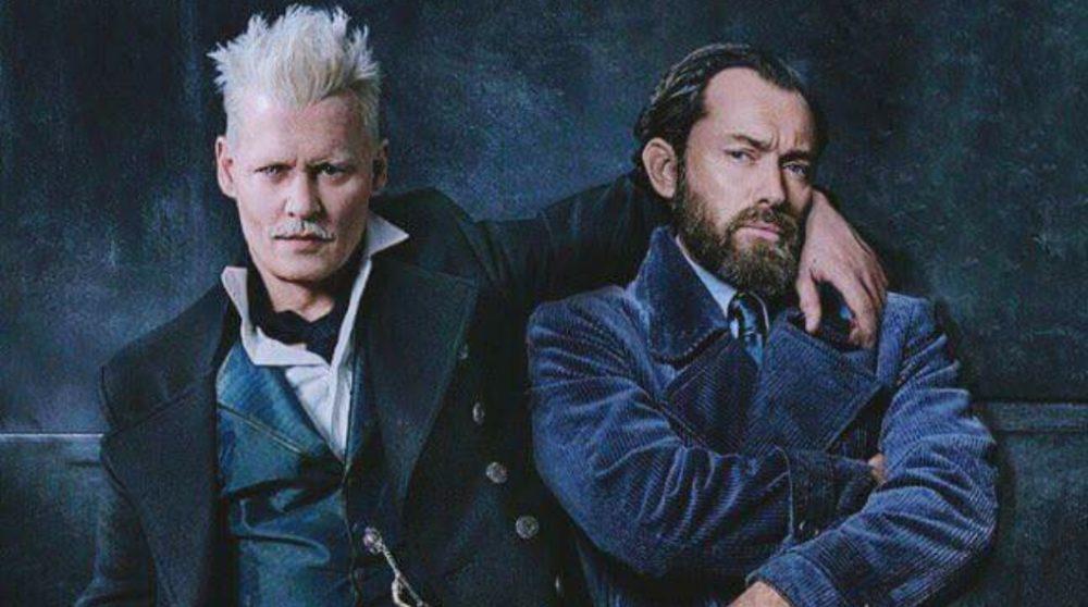Dumbledore homoseksuel bøsse Fantastic Beasts 2 / Filmz.dk