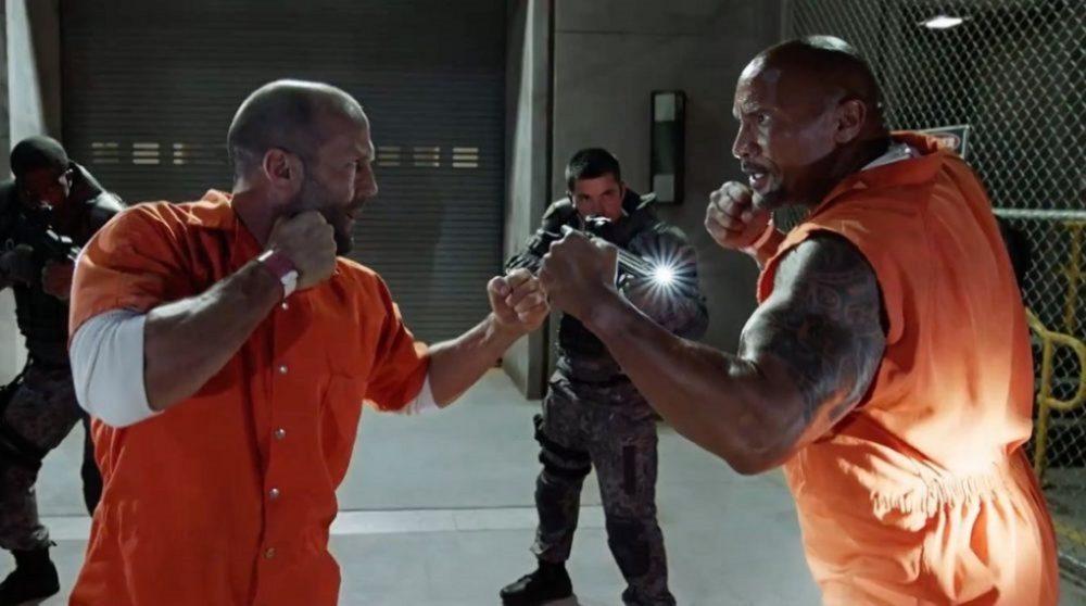 Fast Furious hobbs shaw spinoff søgsmål retssag / Filmz.dk