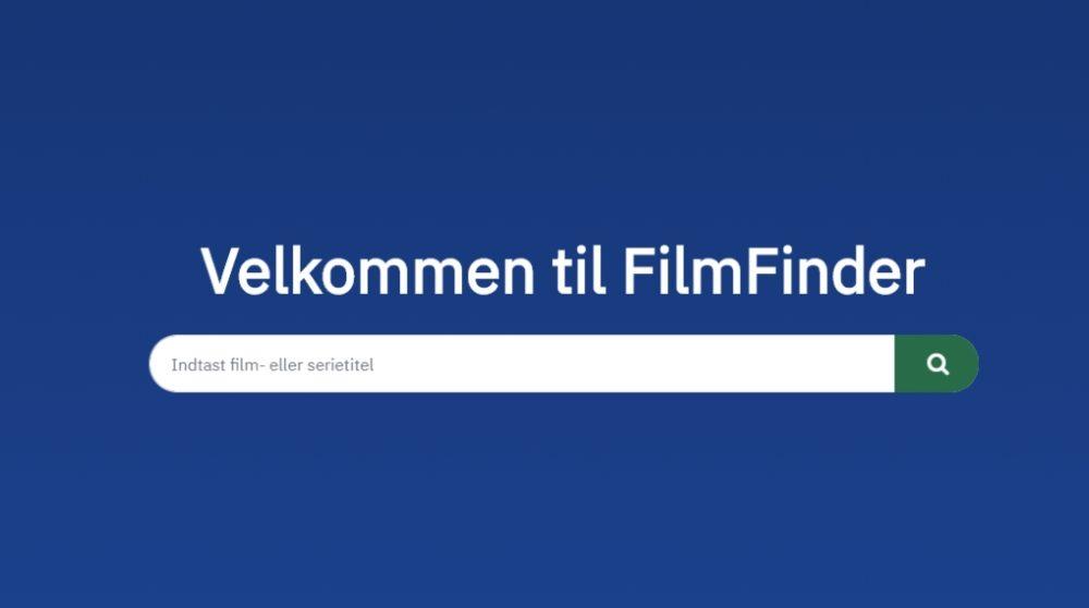 Film Finder streaming lovlig / Filmz.dk