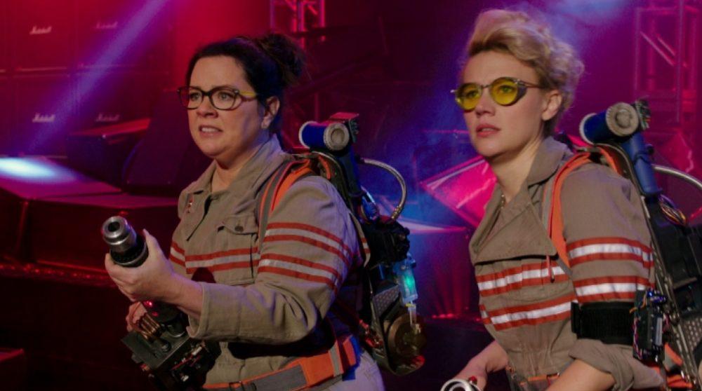 Ghostbusters ligestilling kvinder / Filmz.dk