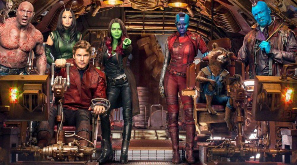 Guardians of the Galaxy 3 premiere 2022 / Filmz.dk