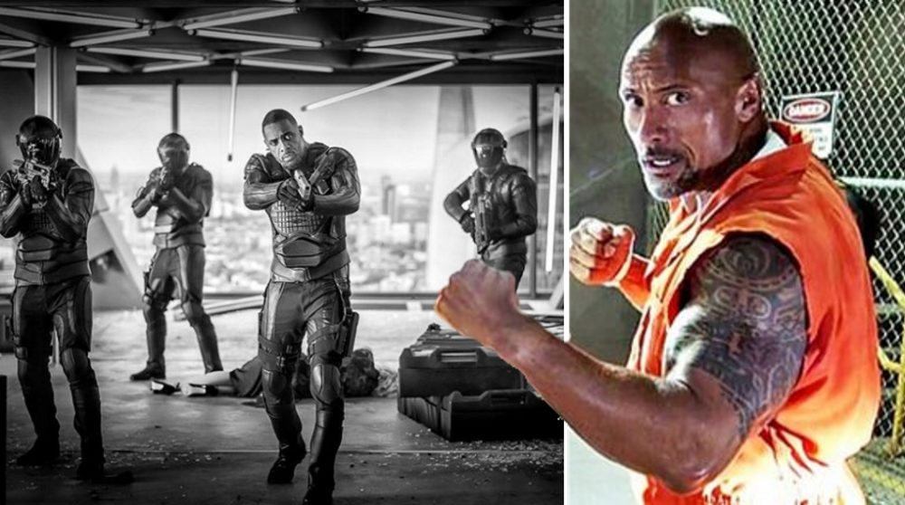 Hobbs and shaw Idris Elba fast and furious spinoff / Filmz.dk
