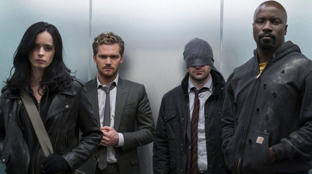 Iron Fist fremtid Marvel Netflix Disney / Filmz.dk