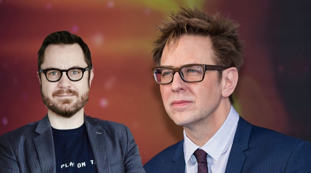 James Gunn Morten Bay Jack Posobiec alt-right the last jedi / Filmz.dk