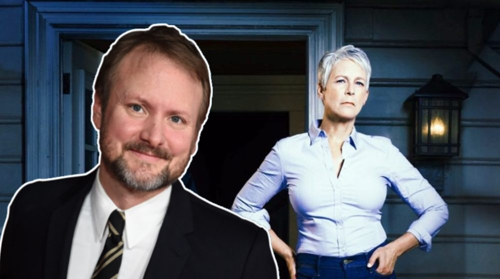 Jamie Lee Curtis Knives Out Rian Johnson / Filmz.dk
