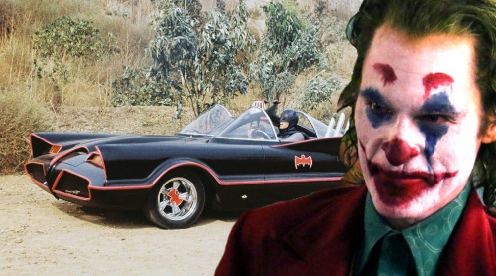 Batmobil Joker / Filmz.dk