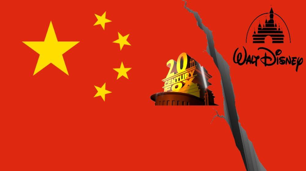 Kina godkendelse Fox Disney / Filmz.dk