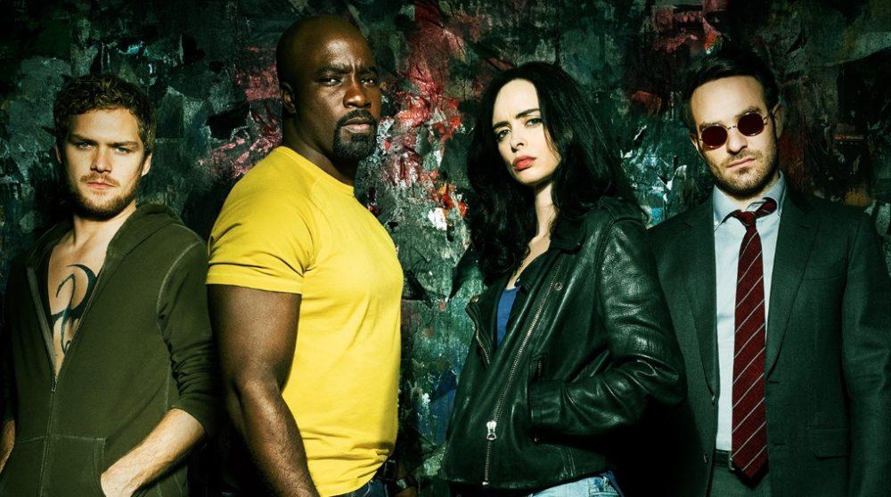 Netflix Marvel serier / Filmz.dk