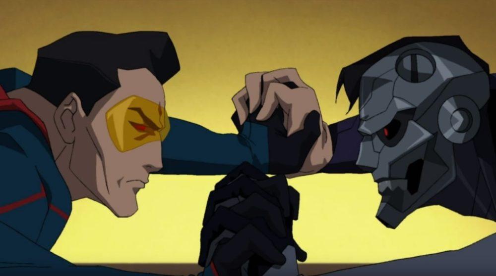 Reign of the Supermen første trailer / Filmz.dk