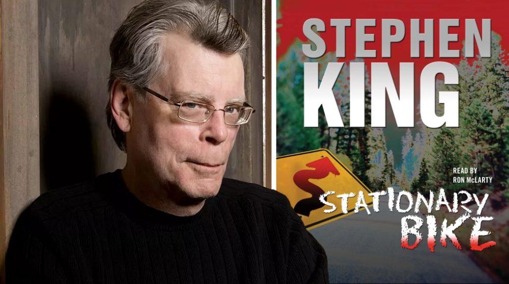 Stephen King Stationary Bike en dollar / Filmz.dk
