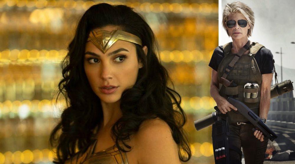Terminator 6 Charlie's Angels Wonder Woman premiere dato / Filmz.dk