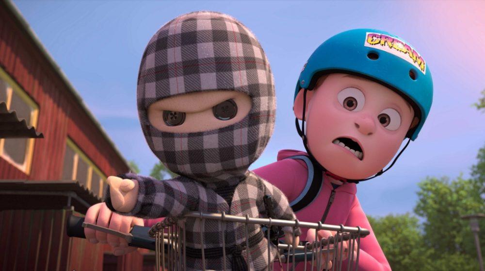 Ternet Ninja Anders Matthesen trailer / Filmz.dk