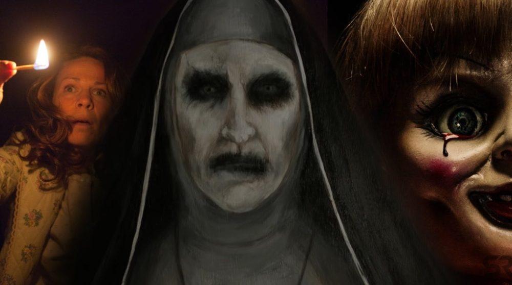 The Nun Conjuring box office billetsalg / Filmz.dk