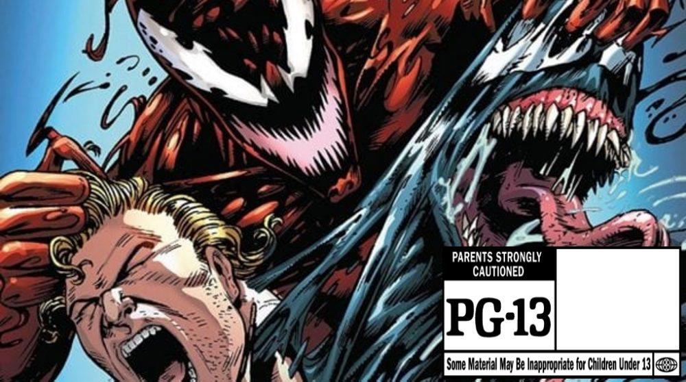 Venom 2 rating pg-13 r / Filmz.dk
