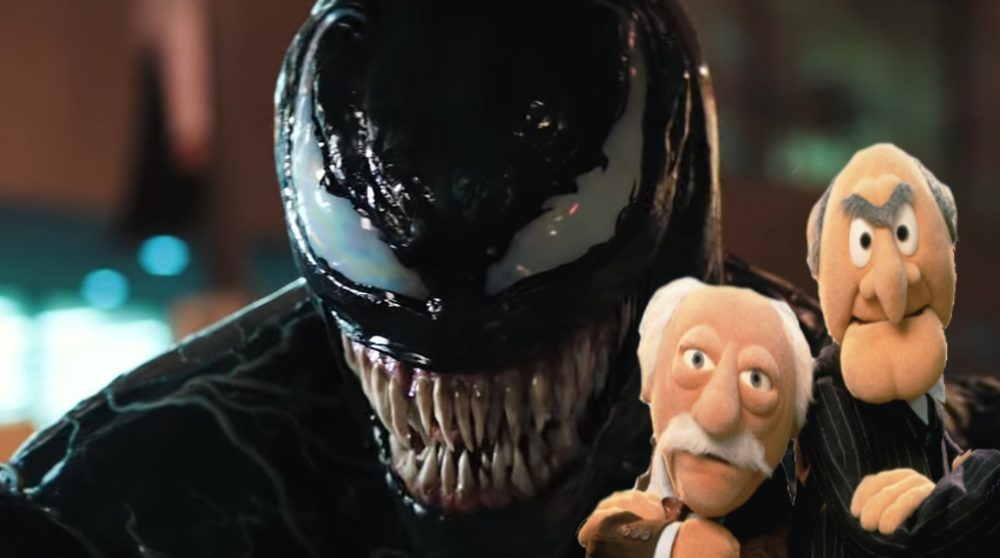 Venom danske anmeldere anmeldelser / Filmz.dk