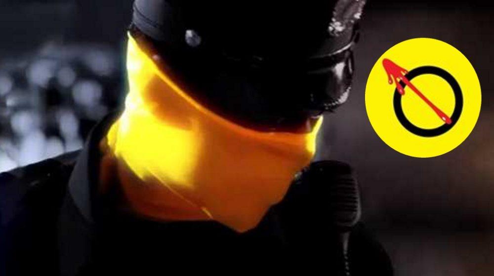 Watchmen teaser serie hbo logo / Filmz.dk