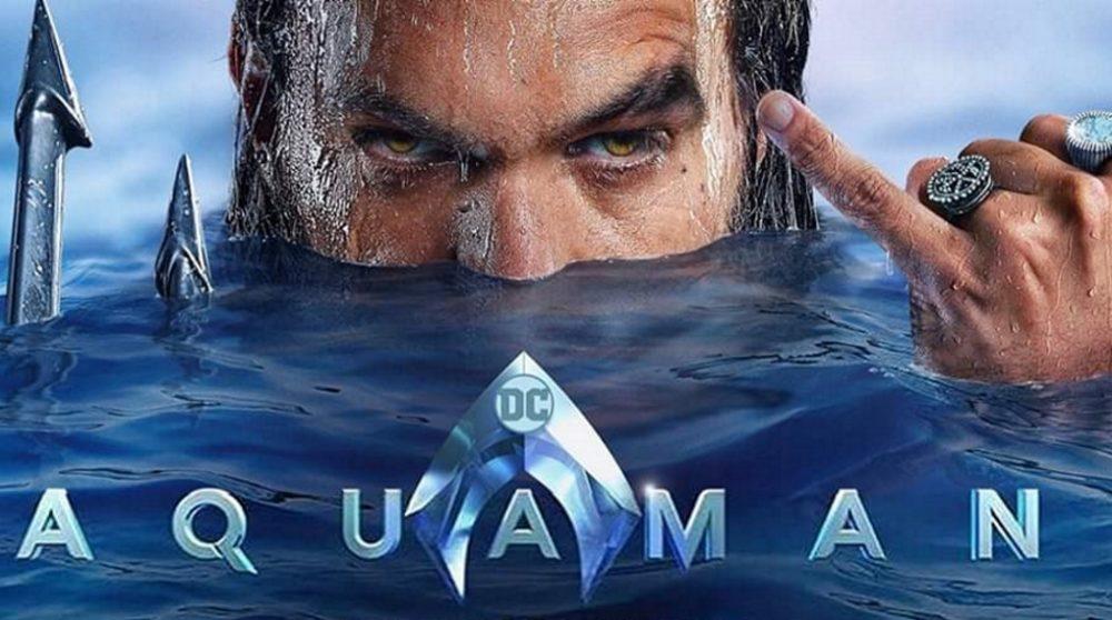 Aquaman anmeldelser anmeldere reaktioner / Filmz.dk
