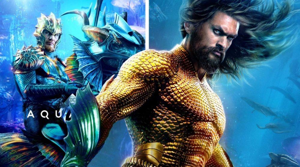 Aquaman plakater Dolph Lundgren / Filmz.dk