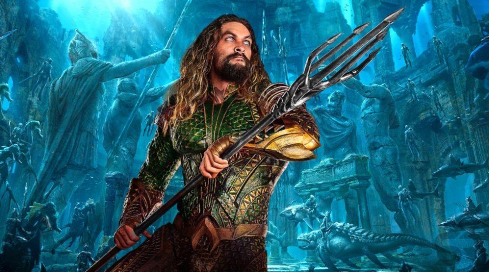 Aquaman spilletid længde / Filmz.dk