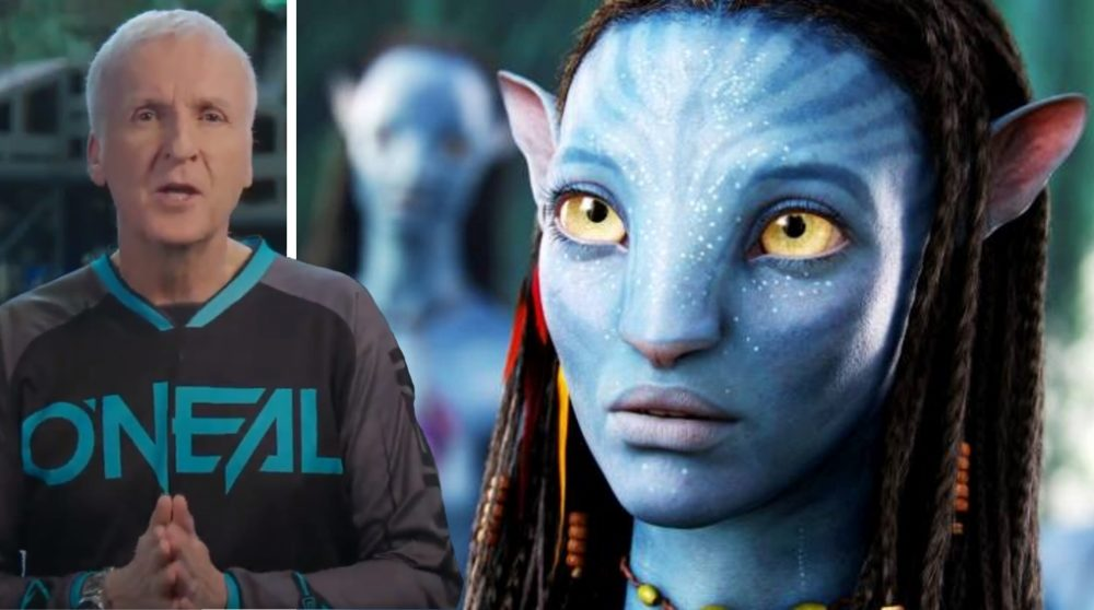 Avatar 2-5 sequels James Cameron optagelser / Filmz.dk