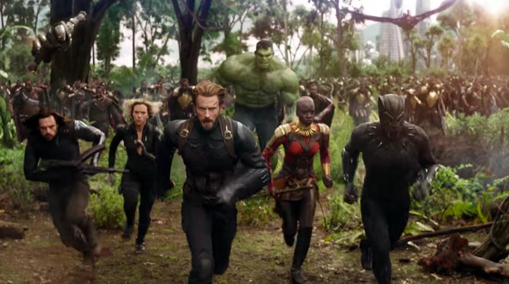 Avengers 4 fraklip infinity war / Filmz.dk