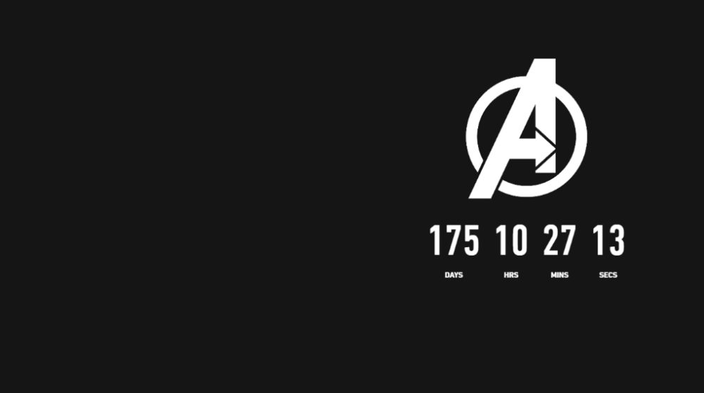 Avengers 4 nedtælling Marvel / Filmz.dk