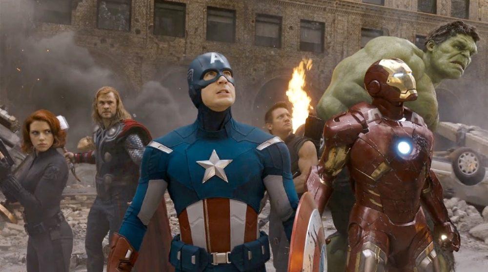 Avengers mindes hyldest Stan Lee død / Filmz.dk