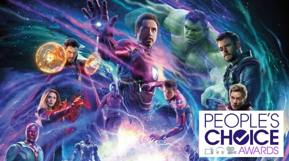 Avengers Infinity War årets bedste 2018 / Filmz.dk