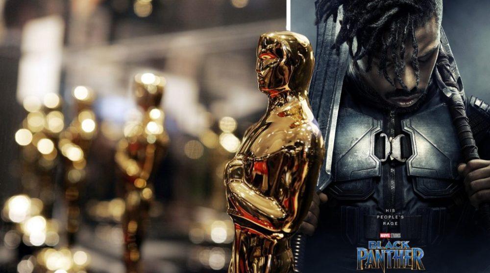 Black Panther Oscar problemer / Filmz.dk