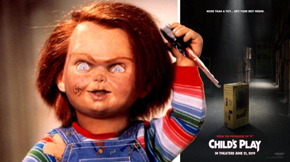 Child's Play remake plakat / Filmz.dk