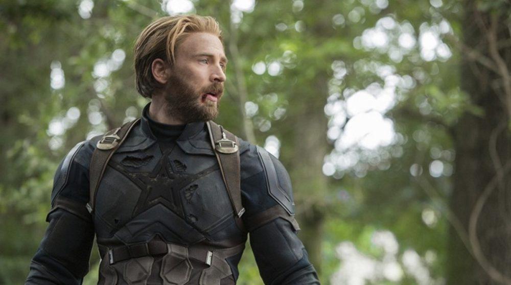 Chris Evans ikke færdig som Captain America Marvel / Filmz.dk