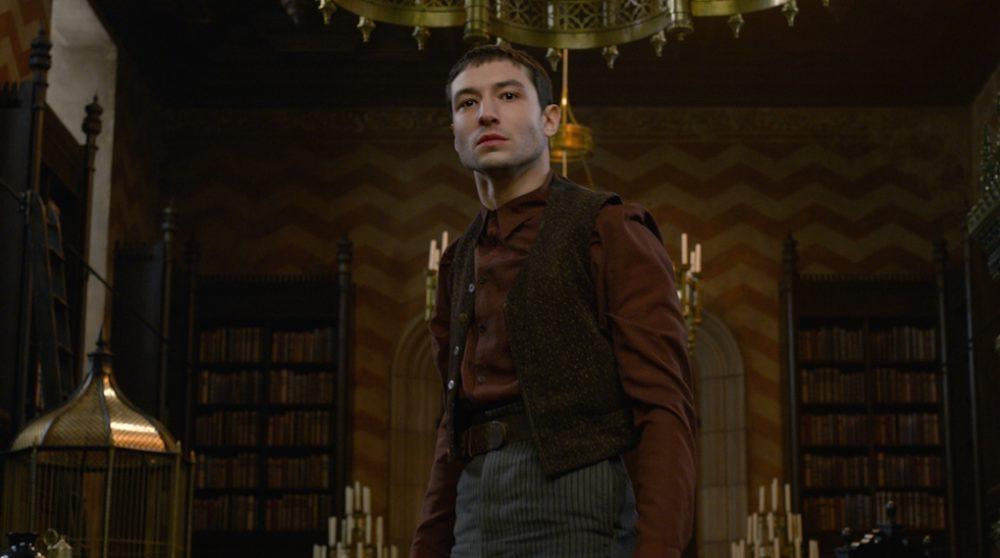 Credence Aurelius Dumbledore Fantastic Beasts 2 spoiler / Filmz.dk