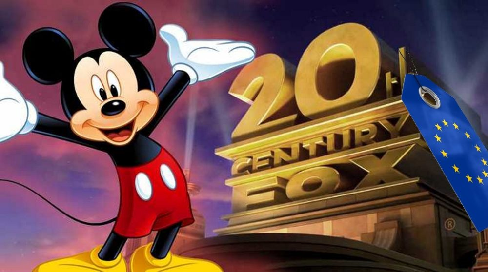 Disney Fox EU Margrethe Vestager / Filmz.dk